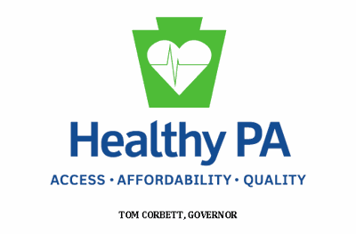 Healthy Pennsylvania logo