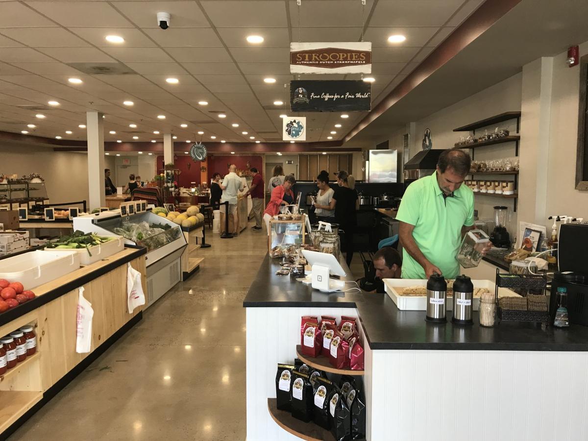 Lancaster Marketplace interior 2