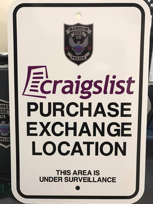 Craigslist Safe Meeting Places Are Growing 1 Added At Manheim