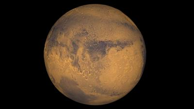 Mars - planet