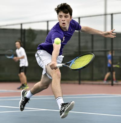 LL Singles Tennis Championships
