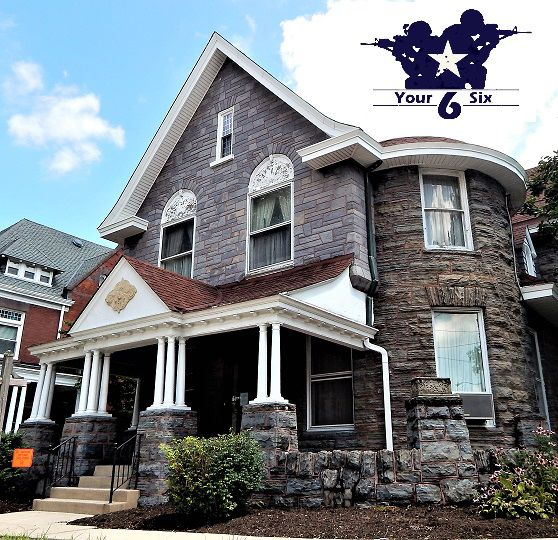 925 N Duke St - St Anne Rectory - Your Six Veteran Services