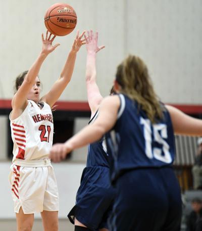 Hempfield vs Manheim Twp.-LL Girls Basketball