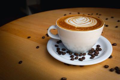 Fall coffee drinks