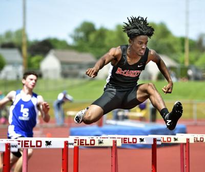 LL Track and Field Championships-Day 2