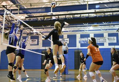 Garden Spot vs Elizabethtown-LL Girls Volleyball