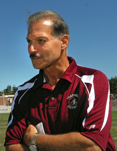 New coach looks to keep Stevens on track