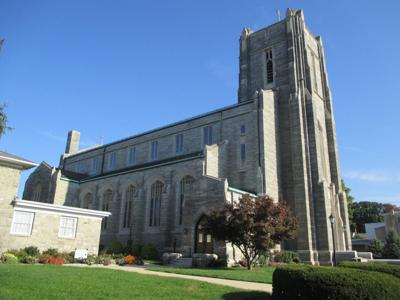 Holy Trinity Church Columbia