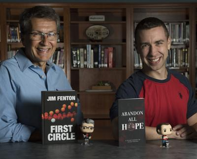 Authors Jim and Peter Fenton