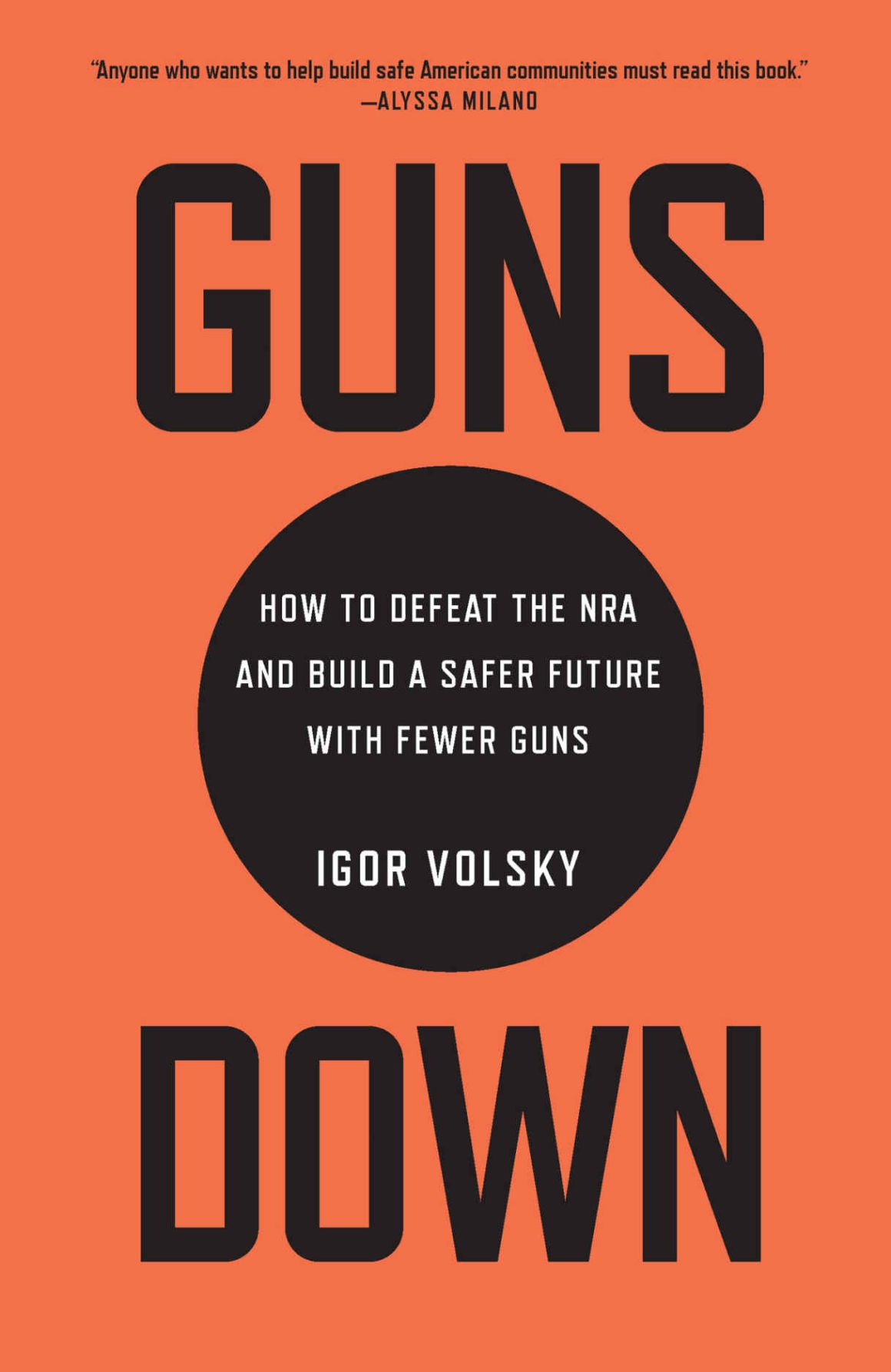 Author outlines a plan to reduce gun violence in the United