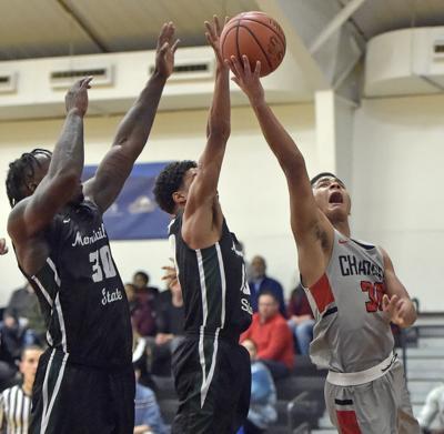 LBC vs Morrisville State-Men's College Basketball