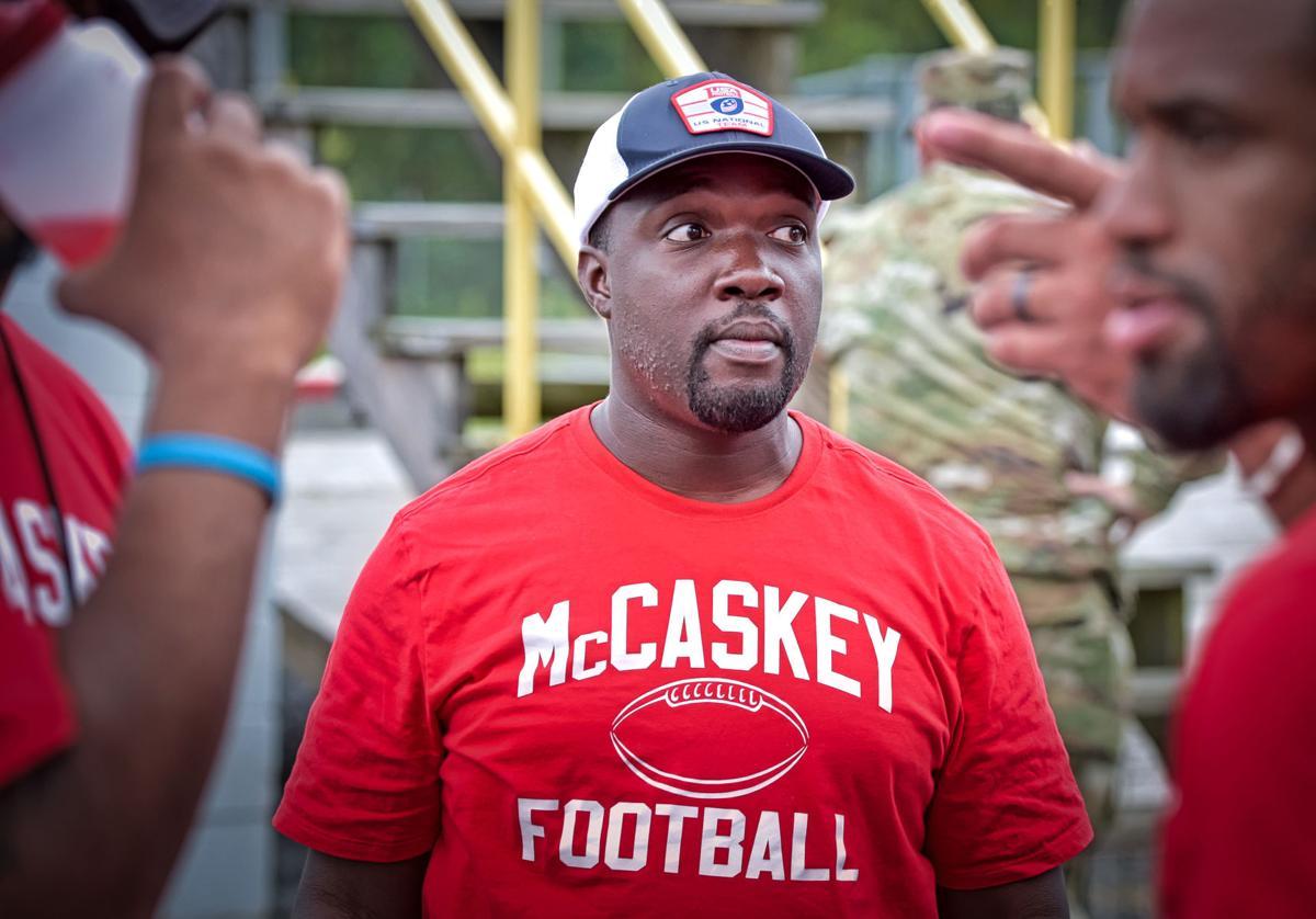 McCaskey leadership football 11