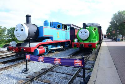 Thomas And Percy Return For Nine Day Stay In Strasburg Lancasteronline Com