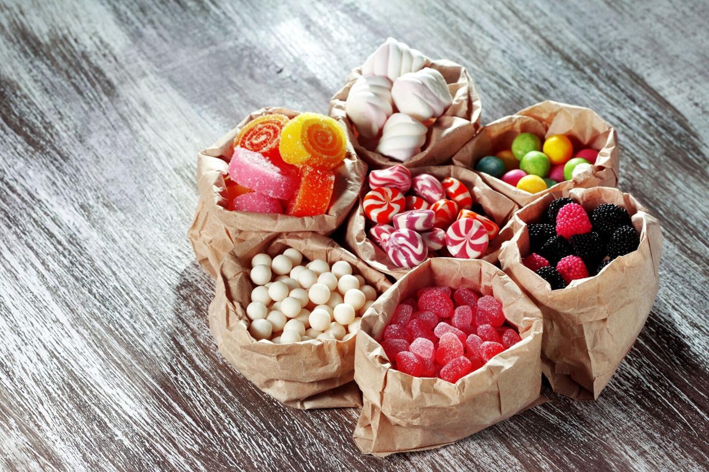 Candy grab bag