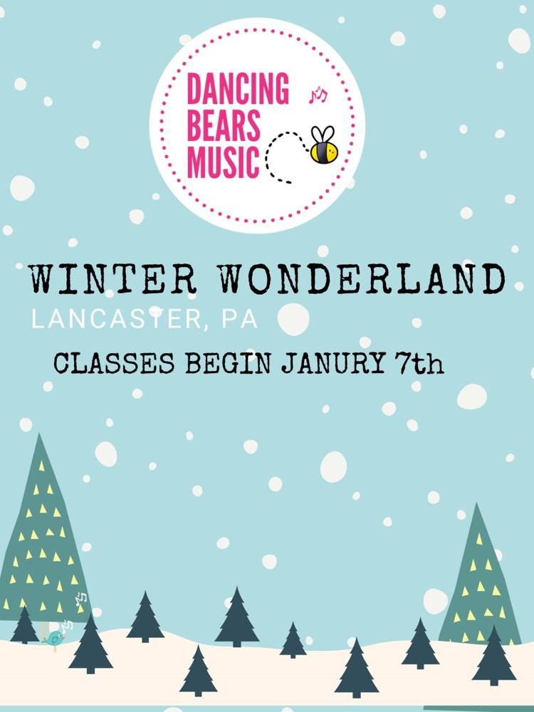 Winter Wonderland - Mommy & Me Music Classes