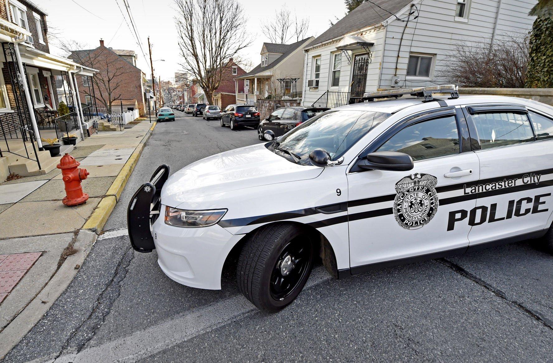 Pa state police log