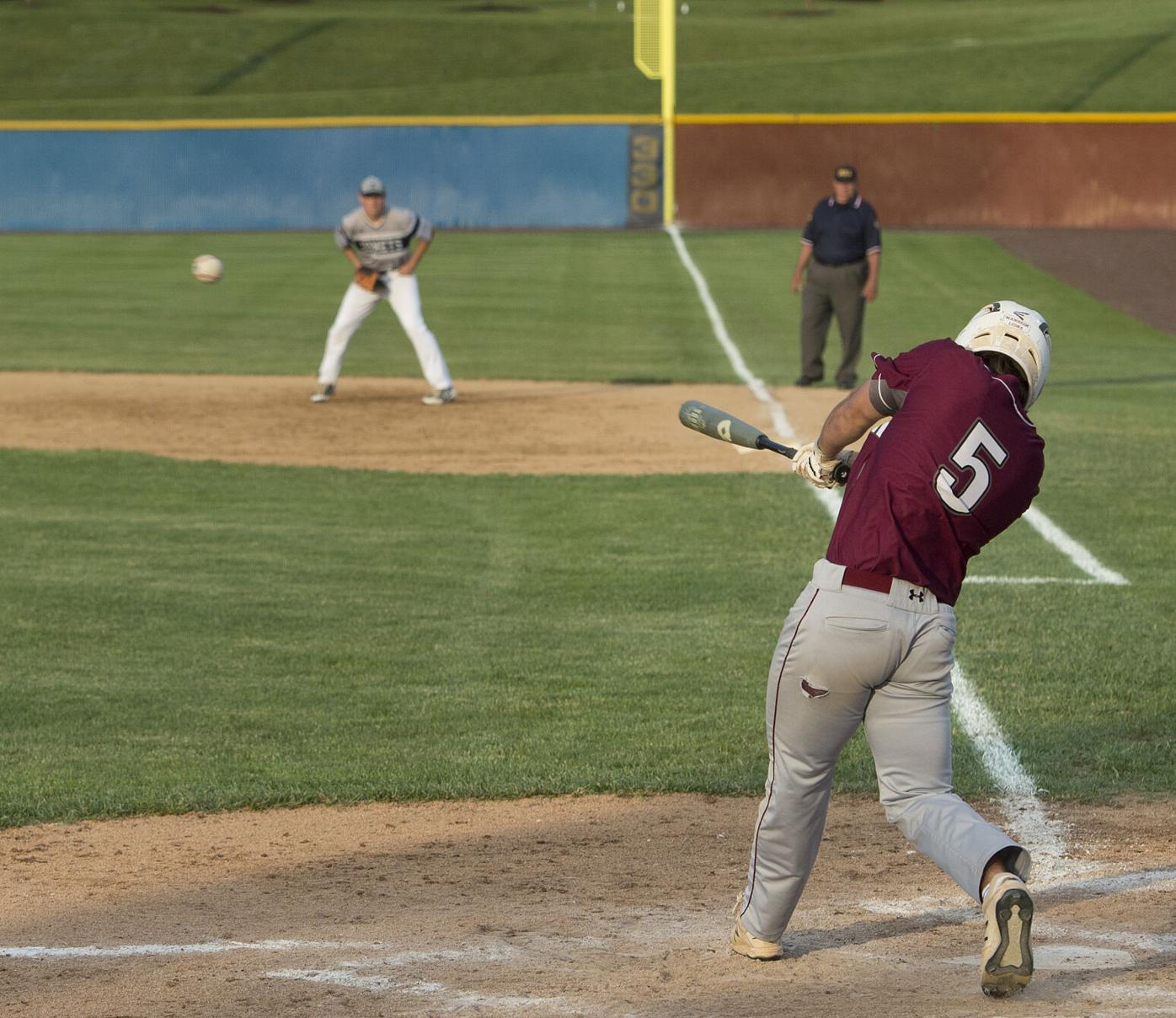 Manheim Central vs. Abington Heights- PIAA 5A baseball quartrefinal