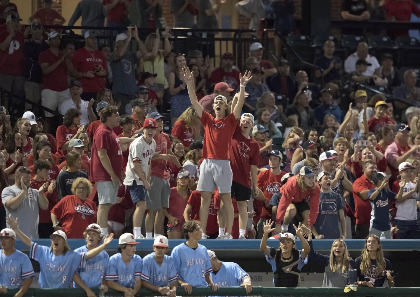 Manheim Central vs. Red Land- PIAA 5A baseball semifinal