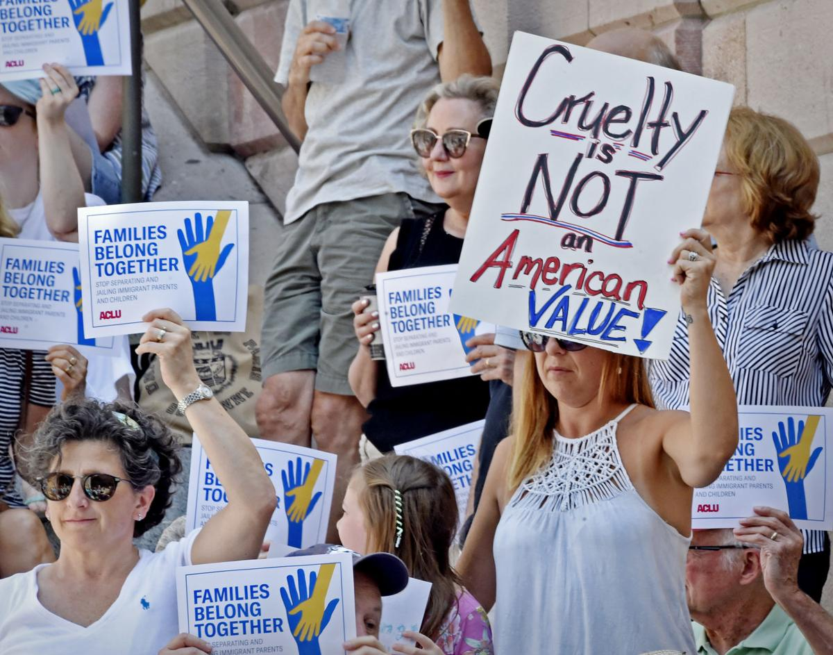 Imigration Rally