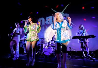 ABBAFAB concert