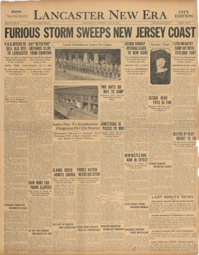 front page - 1926