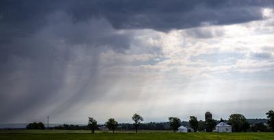 Rain in Quarryville