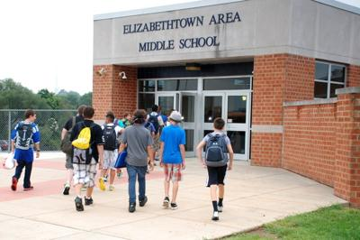 Elizabethtown area students head back to class