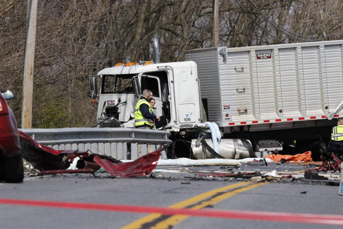 Denver man killed in crash on Route 272 in Ephrata Township