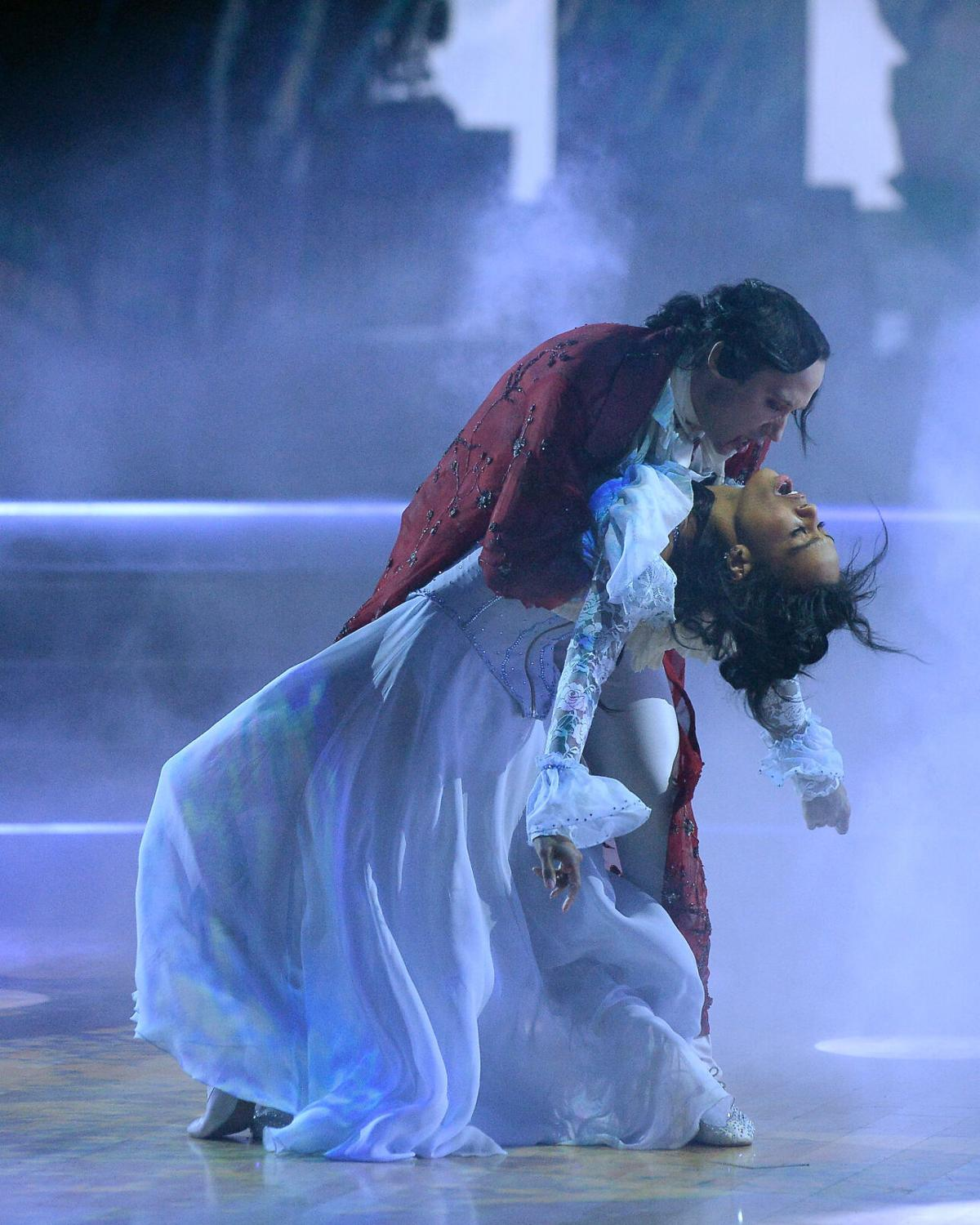 Johnny Weir Waltz 4 Dancing With the Stars