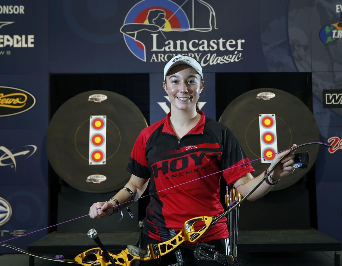 Casey Kaufhold Lancaster Archery Classic