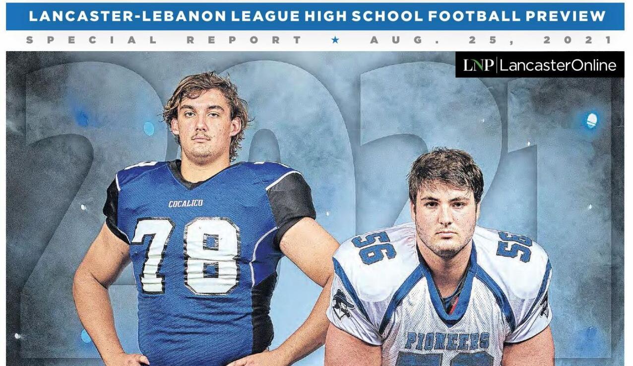 Lancaster-Lebanon League High School Football Guide 2021