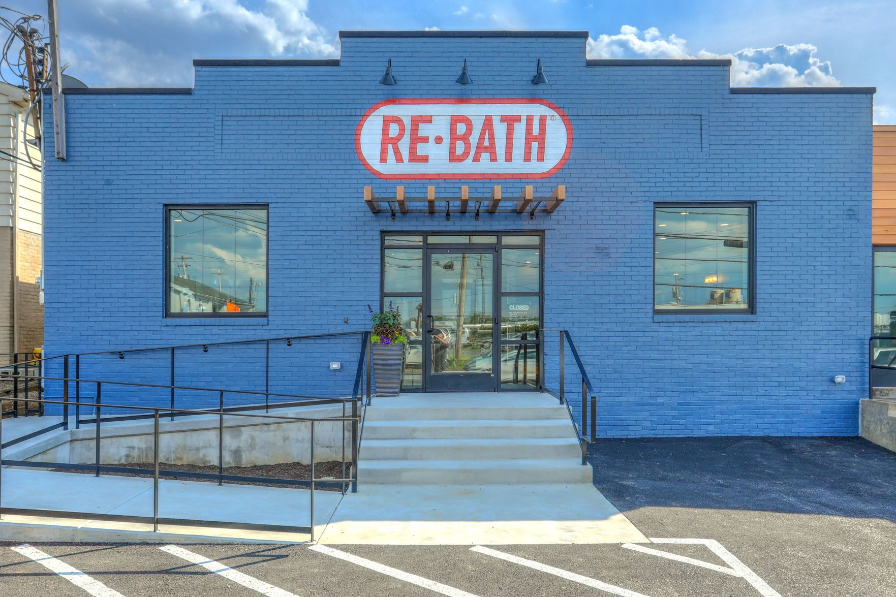 The ReBath Showroom At 1330 Harrisburg Pike.