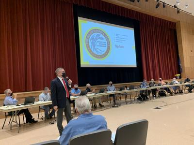 Solanco school board meeting