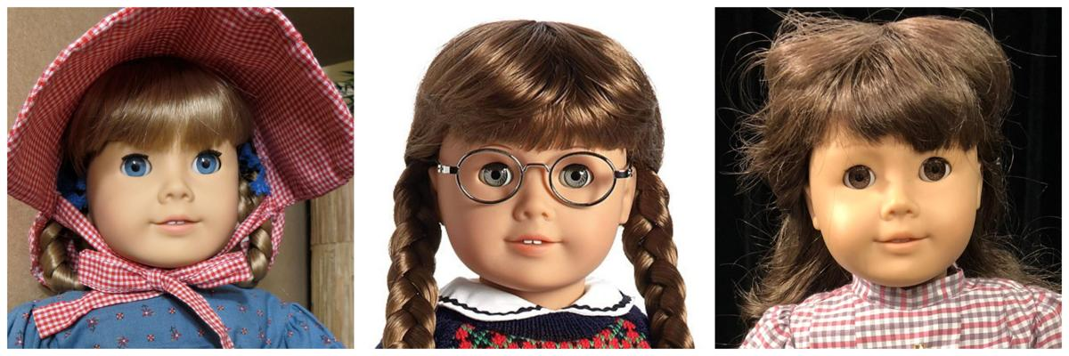 a98e7642b Beloved American Girl dolls live in a highly collectible world | Food +  Living | lancasteronline.com