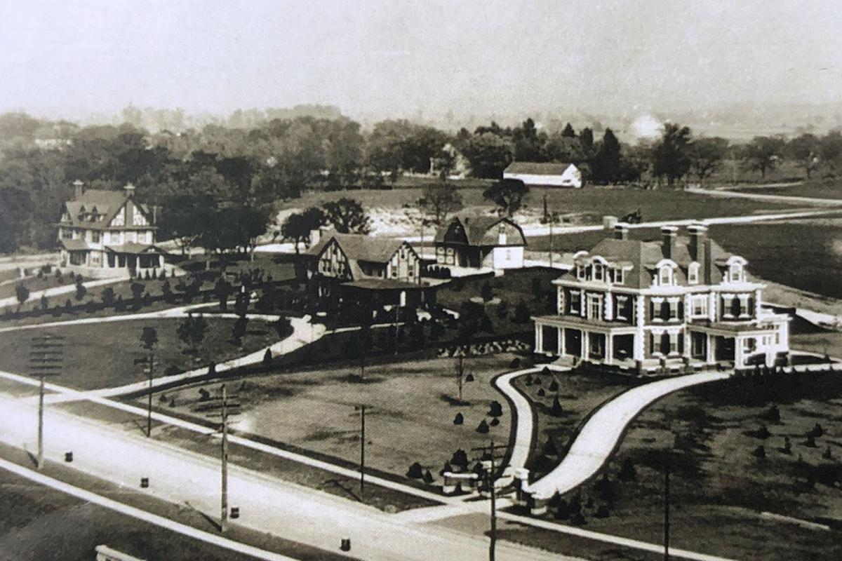 Chocolate Avenue Mansions Hershey Archives.jpg
