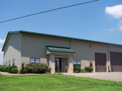 Little Britain Township building