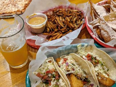 Mexitaly food and craft beer