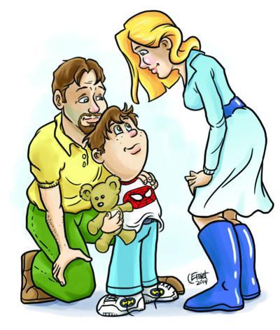Single parent graphic