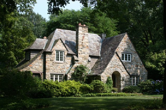 Tudor Revival Reigned Supreme Lifestyle