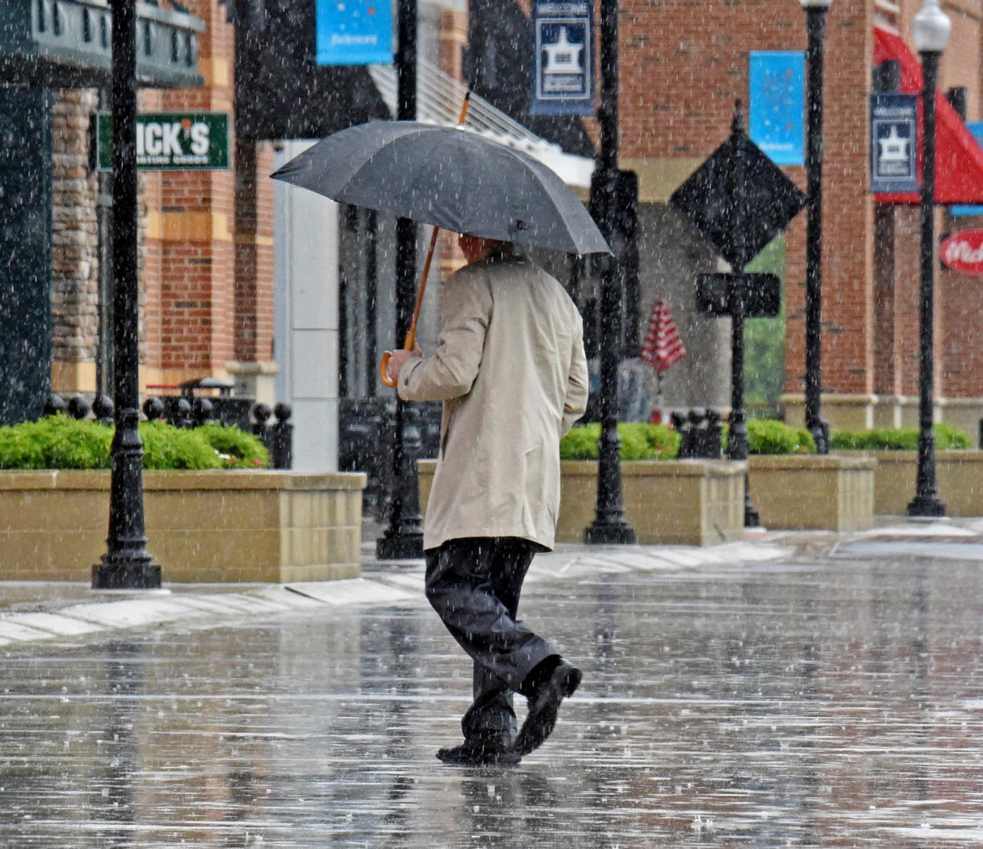 Rain May 13 2019