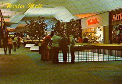 winter mall