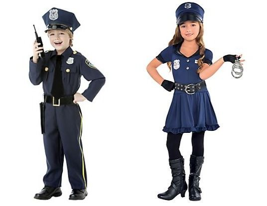 In her open letter to Party City Lin Kramer argues that the girl police Halloween costume is marketed as  cute cop  and  sassy and sweet  while the boy ...  sc 1 st  LancasterOnline.com & Mom calls out Party City over u0027sexualizedu0027 Halloween costumes for ...
