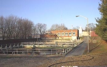 Columbia wastewater plant