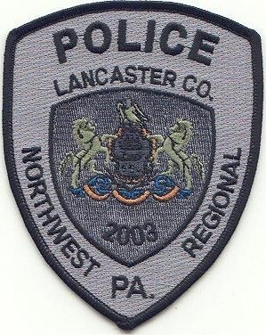 Northwest Regional police logo