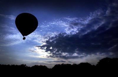 hot air balloon file photo