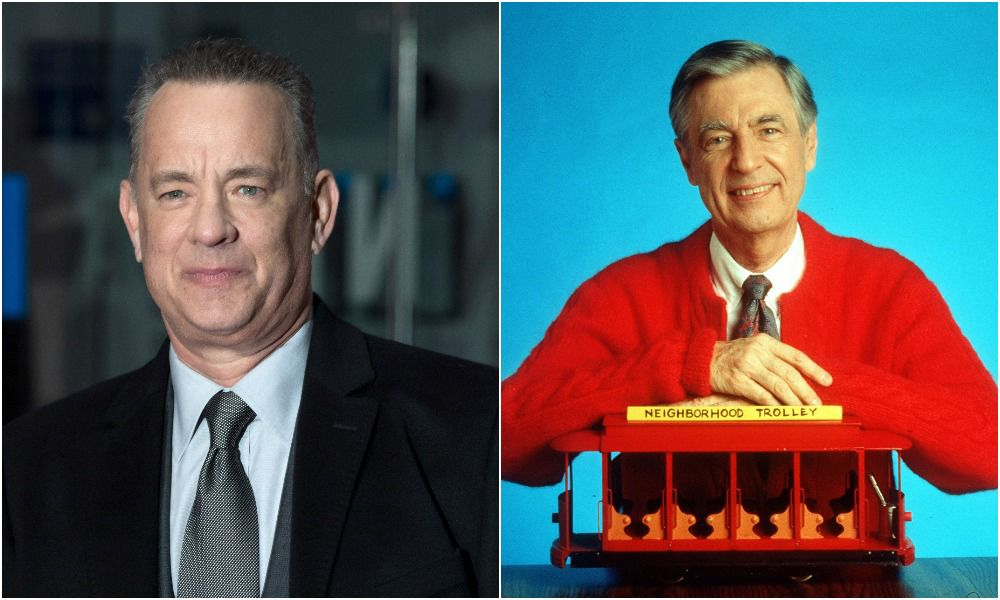 Tom Hanks Will Portray Pennsylvania Icon Mr Rogers In Upcoming Biopic Here S A Look At The 2 Famous Nice Guys Entertainment Lancasteronline Com