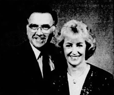Gideon and Betty Miller, 1994