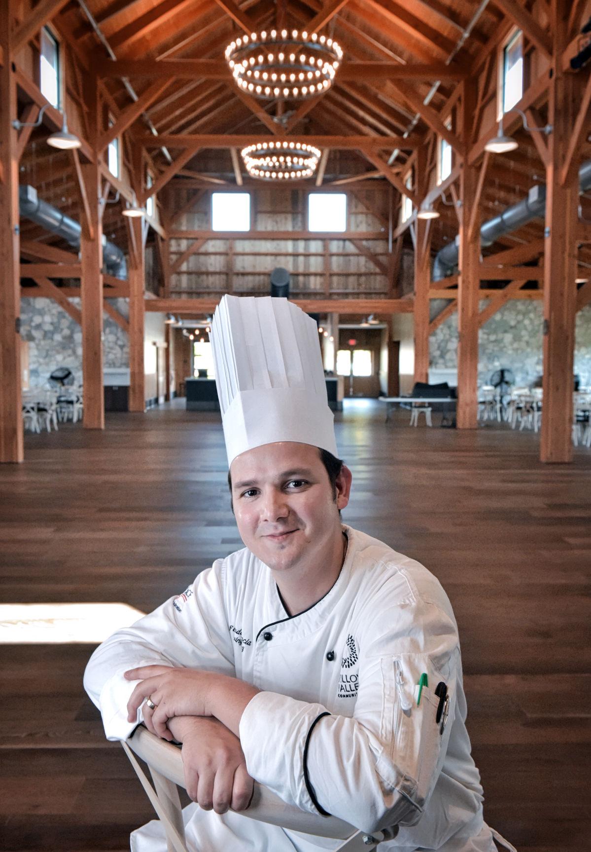 Chef Fernando Garcia