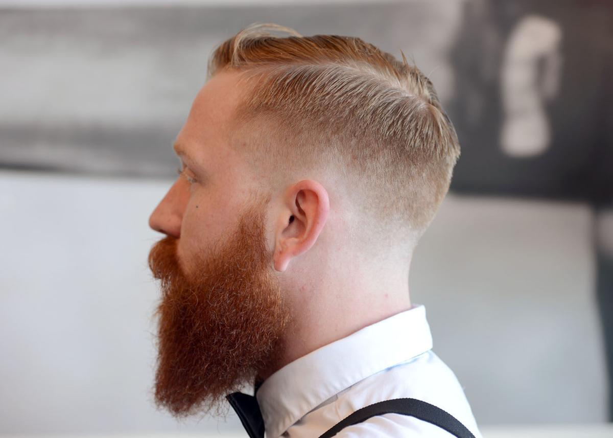 Men Try The Undercut Haircut For Retro Style Food Living