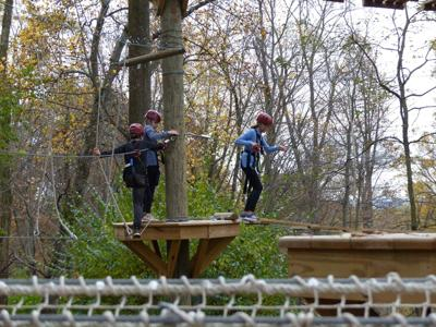 Lancaster Country Day School overnight trips stress science and teamwork